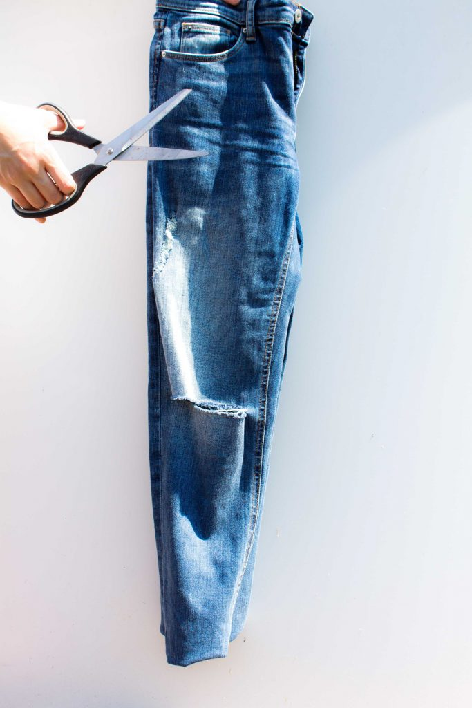 Trend-Diy-funny-frayed-jeans